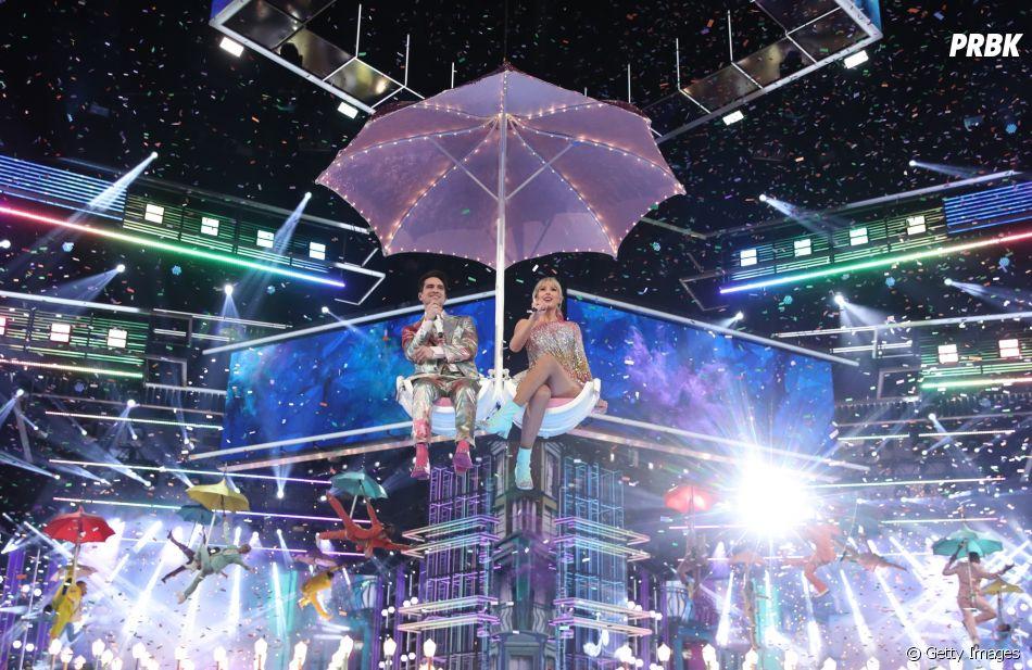 "Taylor Swift e Brendon Urie performaram ""ME!"" no Billboard Music Awards 2019"