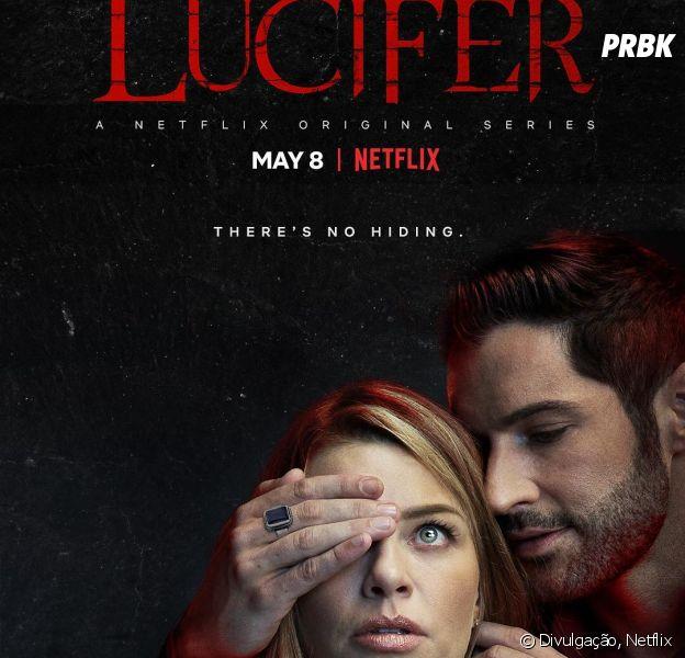 """De """"Lucifer"""": Lucifer, Chloe E Eva São Destaque Nas"""