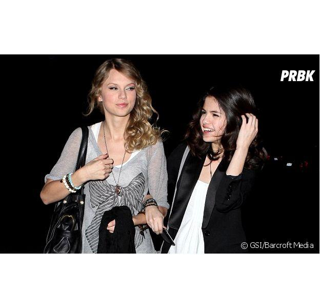 """Selena Gomez elogia Taylor Swift no lançamento de seu novo álbum, """"1989"""""""
