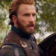 """Uma nova imagem dos bastidores de """"Vingadores: Ultimato"""" foi divulgada por Chris Evans"""