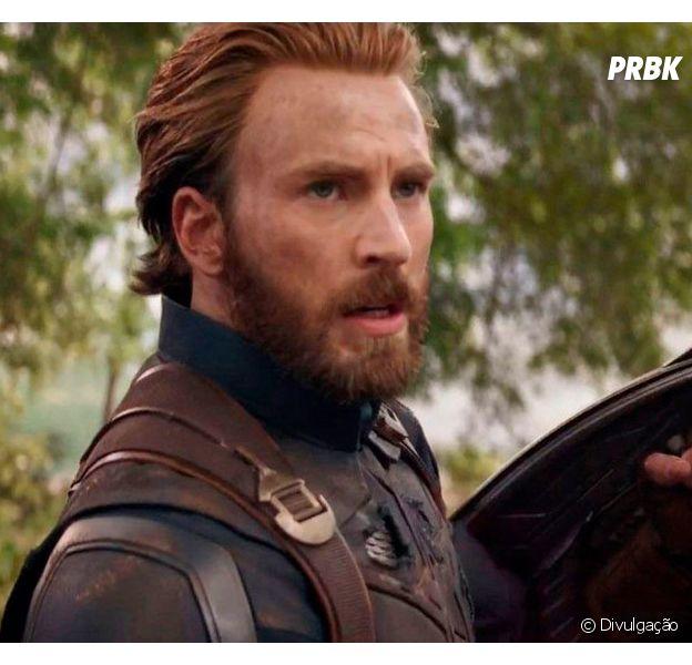 """Chris Evans compartilhou um vídeo dos bastidores de """"Vingadores: Ultimato"""" e já estamos com saudades desse elenco todo junto"""