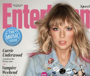 Taylor Swiftconta segredos sobre novo álbum em entrevista para a Entertainment Weekly