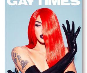 Sucesso: Pabllo Vittar foi capa da revista Gay Times