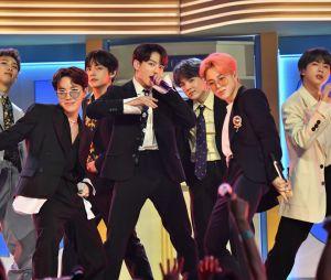 BTS se apresenta noSummer Concert Series, especial do Good Morning America