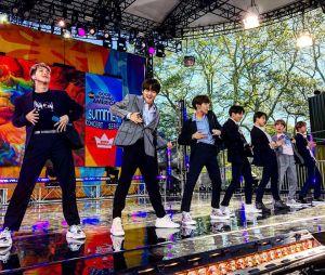 Confira o que rolou na apresentação do BTS no Good Morning America