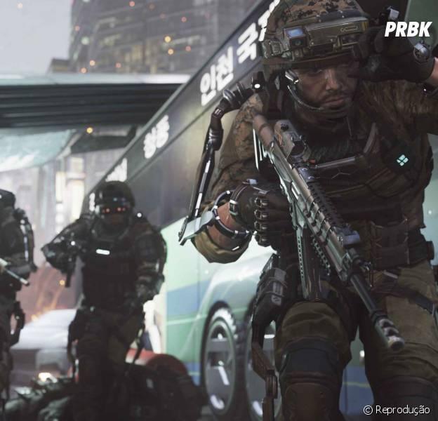 """Em """"Call Of Duty: Advanced War"""": o Season Pass dá direito a um mapa bônus"""
