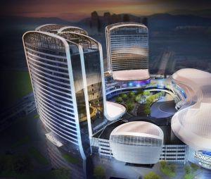 """O Parque Temático """"Lionsgate Entertainment World"""" fica na China e vai inaugurar ainda em 2019"""