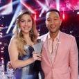 """The Voice USA"": Maelyn Jarmon, do time de Jonh Legend, ganhou a 16ª temporada"