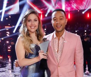 """The Voice USA"": Maelyn Jarmon, do time de Jonh Legend, ganhou a 16ª temporada"
