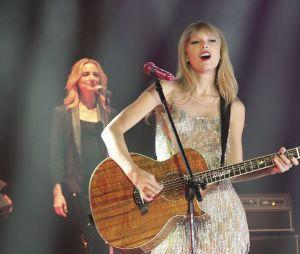 """A única vez que Taylor Swift veio ao Brasil foi para cumprir uma agenda promocional do álbum """"Red"""", em 2012"""