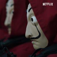 """Os ladrões estão unidos para salvar o Rio no novo trailer da 3ª temporada de """"La Casa de Papel"""""""
