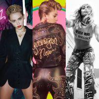 """She Is Coming"" ou ""Bangerz""? Descubra qual fase da Miley Cyrus te representa!"