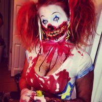 19 maquiagens de Halloween mais assustadoras de todos os tempos