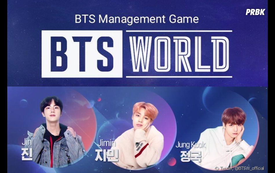 O BTS vai lançar três músicas novas junto com seu novo jogo de celular