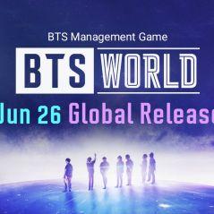 O BTS vai lançar três músicas novas para o seu jogo e nós já queremos todas!