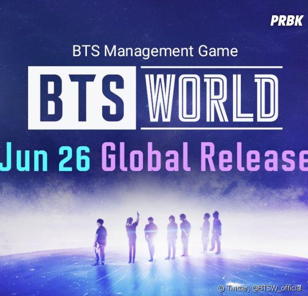 O BTS World vai trazer três músicas inéditas