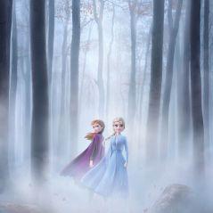 """Damares, corre aqui! Disney divulga novo pôster de """"Frozen 2"""" com Anna e Elsa em destaque"""
