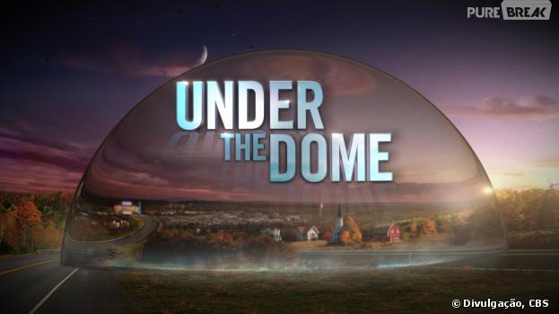 """""""Under the Dome"""":Stephen King pede para Netflix fazer uma nova série"""