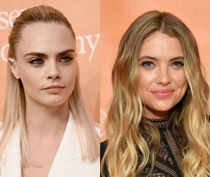 No mês do Orgulho LGBT, Cara Delevingne assume namoro com Ashley Benson
