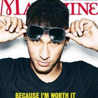 """Neymar Jr. estampa capa de famosa revista britânica e é chamado de """"novo Pelé"""""""