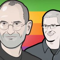 Rússia derruba memorial de Steve Jobs só porque Cook se declarou gay