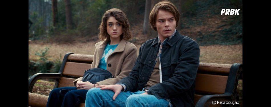 """Natalia Dyer, de """"Stranger Things"""", fala sobre machismo abordado na 3ª temporada"""