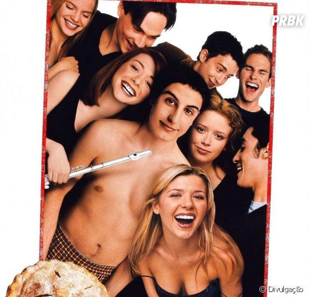 """""""American Pie"""" está completando 20 anos da sua estreia e a gente fez o antes e depois do elenco!"""