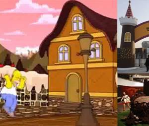 A Cidade de Chocolate dos Simpsons existe, e fica em Shangai!