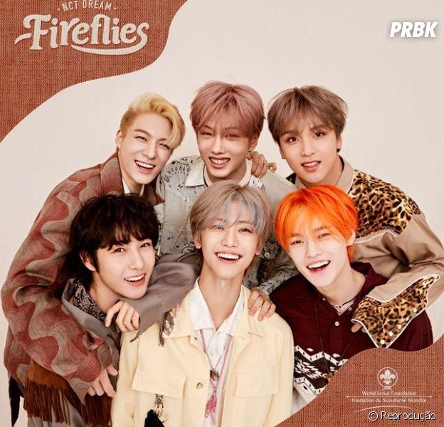 """NCT faz comeback com """"Fireflies"""""""