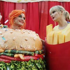 A Katy Perry só aceitou fazer as pazes com Taylor Swift sob uma condição