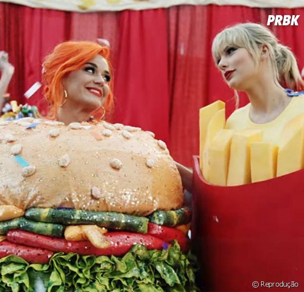 Katy Perry revela qual foi a única exigência que fez antes de reatar amizade com Taylor Swift