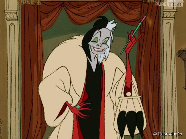 """A Cruella de Vil será a nova vilã de """"Once Upon a Time""""!"""