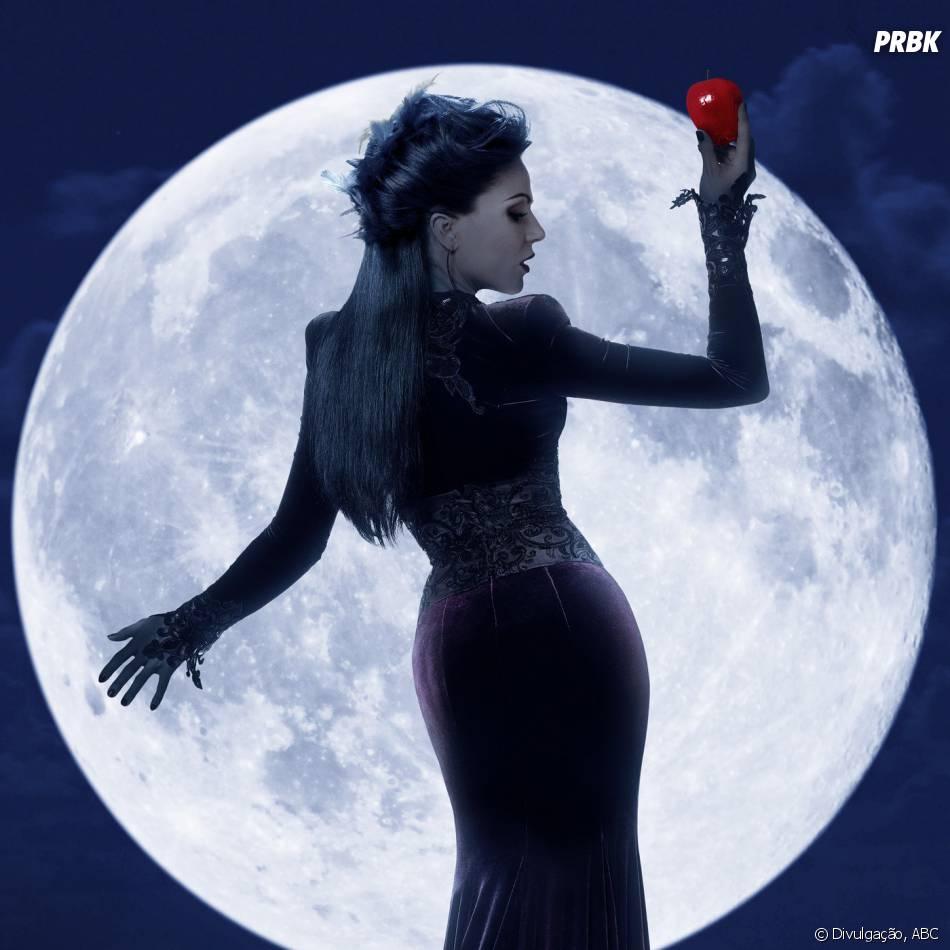 """""""Once Upon a Time"""" já tem a Rainha Má (Lana Parrilla) como uma das personagens principais"""