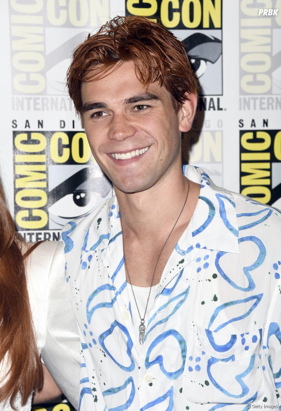 """""""Riverdale"""": Archie (KJ Apa) não está correndo perigo na 4ª temporada série"""