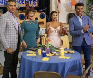 "Final ""Jane the Virgin"":final da série mostra Jane (Gina Rodriguez) e Rafael (Justin Baldoni) finalmente casados"