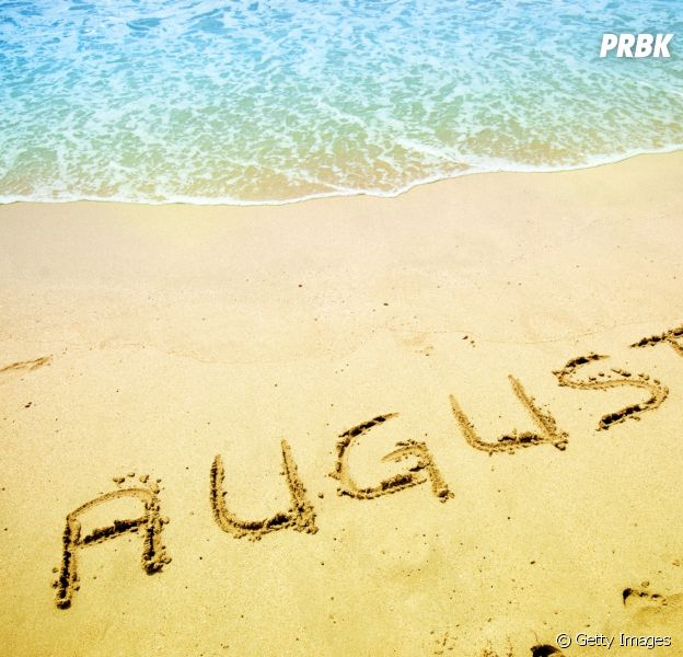 Começou o mês de agosto nesta quinta-feira (1)! A fama é de que é o mês mais longo do ano