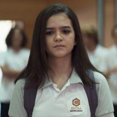 """A Mel Maia contou que o papel em """"A Dona do Pedaço"""" tem despertado atenção de fãs e amigos"""