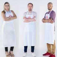"""Lorena, Eduardo ou Rodrigo: qual participante do """"MasterChef Brasil"""" é o seu favorito? Vote"""