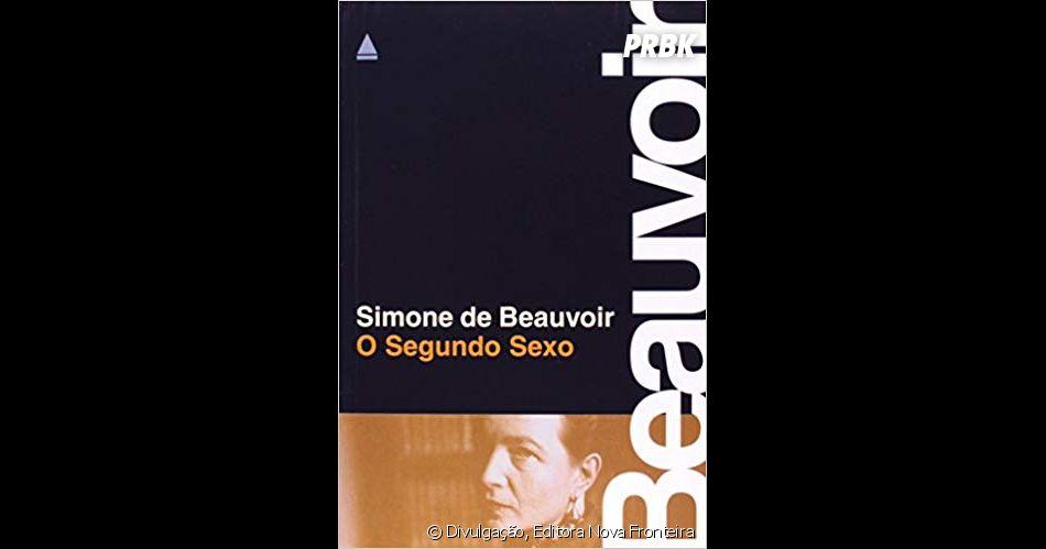 """Clássico e famoso, """"O Segundo Sexo"""" é um livro escrito por Simone de Beauvior"""