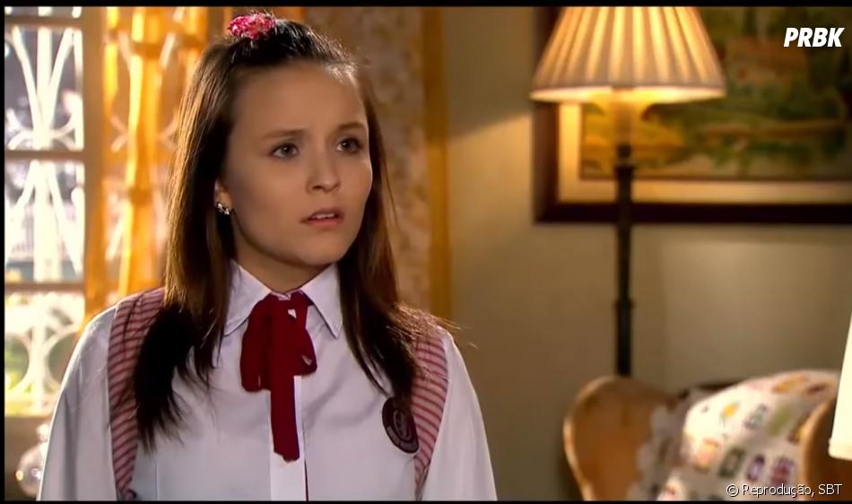 """Atualmente, Larissa Manoela está no ar em """"As Aventuras de Poliana"""", do SBT"""