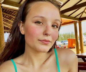 Larissa Manoela usa as redes sociais para alertar os fãs sobre o surto de sarampo