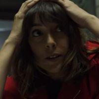 """Parece que uma outra refém vai ganhar destaque na 4ª temporada de """"La Casa de Papel"""". Será?"""