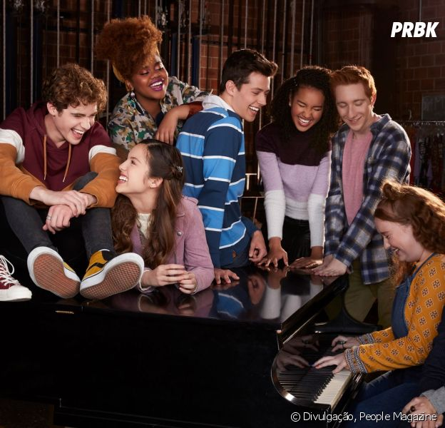 """O primeiro pôster oficial da série """"High School Musical"""" foi divulgado!"""