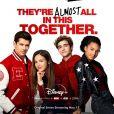 """""""High School Musical"""": pôster mostra protagonistas da série"""