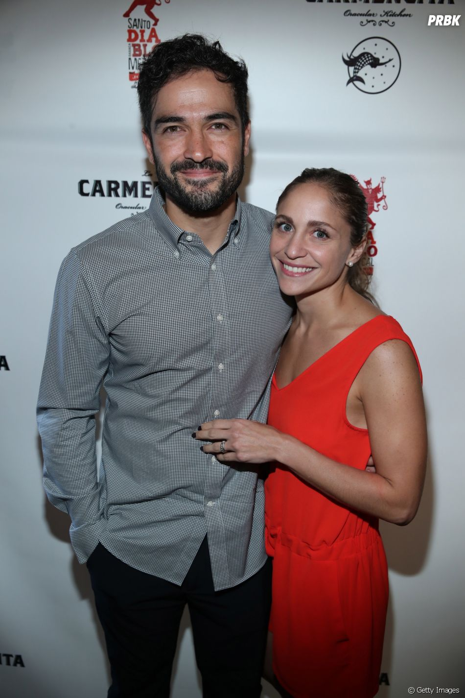 Alfonso Herrera ama enaltecer a esposa, Diana Vázquez