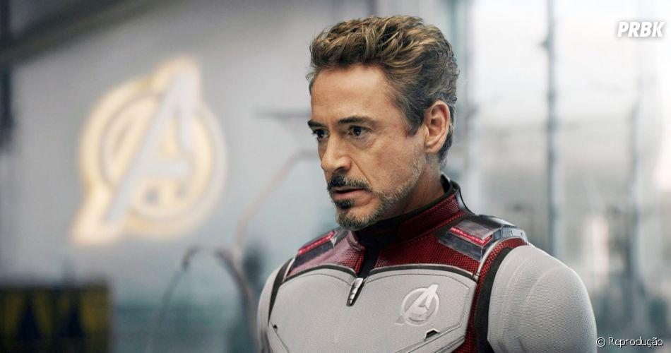 Universo Cinematográfico Marvel pode contar com a volta de Robert Downey Jr. no papel de Homem de Ferro