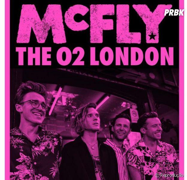 O McFly está de volta e promete lançar uma música por semana até o dia 20 de novembro