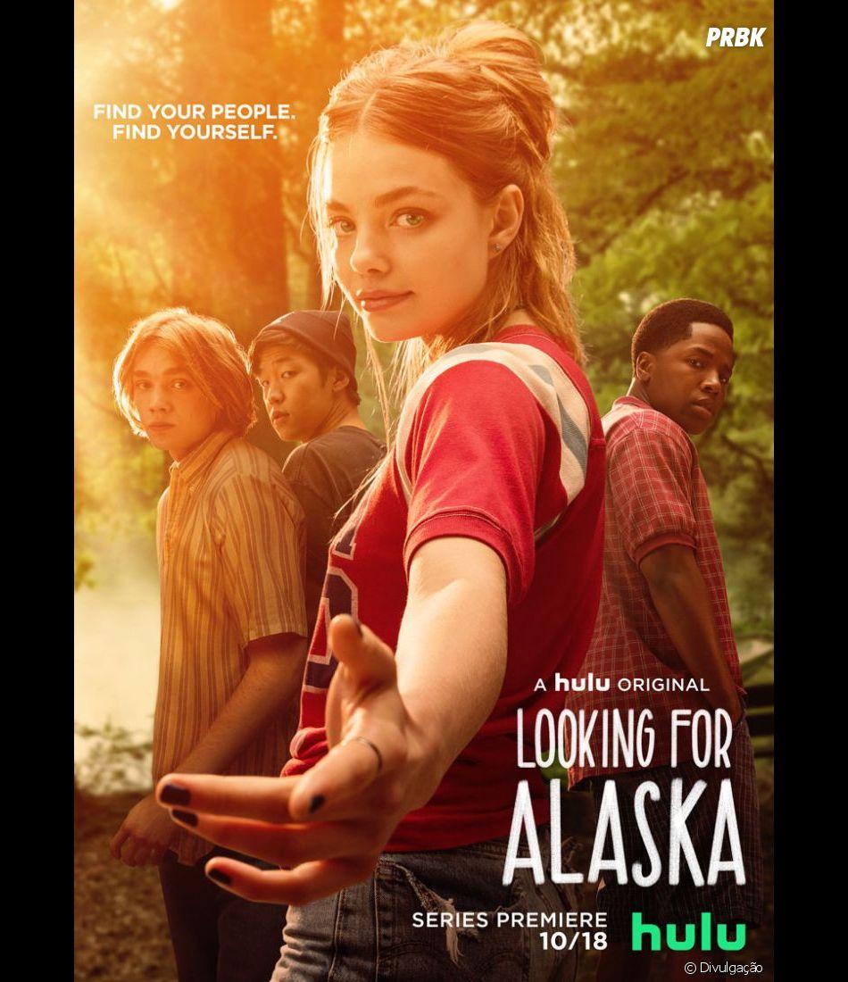 """Série """"Quem é Você, Alasca?"""" estreia dia 18 de outubro"""