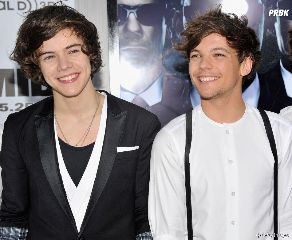 """Louis Tomlinson e Harry Styles surgem como amantes em """"Euphoria"""""""