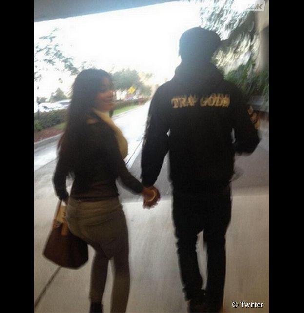 Austin Mahone e Camila Cabello assumiram o namoro publicamente na última semana